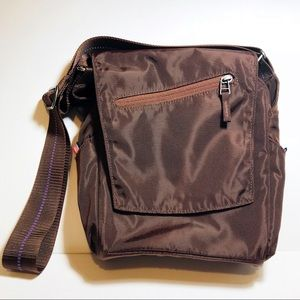 REI Travel Crossbody Brown Camera Bag Style